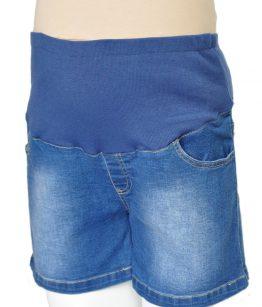 Short jean-front